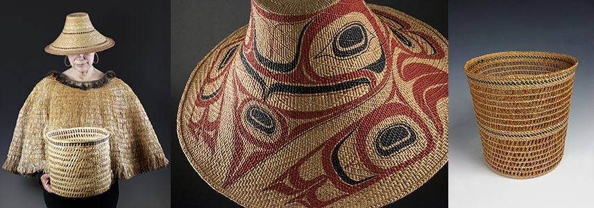 Courtesy of: Extraordinary Basketry, Textiles and Sculptures from N.W. Collections