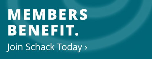 Members Benefit: Join Schack today