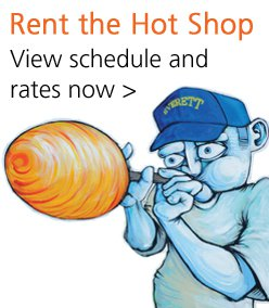 Rent the Hot Shop