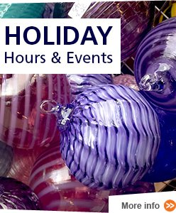 Holiday Hours & Events